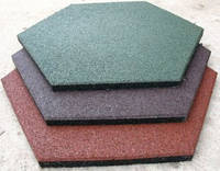 Резиновая плитка+и брусчатка производство