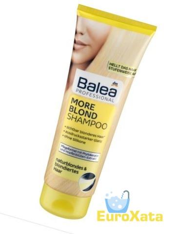 Профессиональный шампунь BALEA Professional More Blond 250мл (Германия)