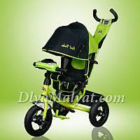 Трехколесный велосипед Best Trike 6588B зеленый