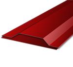 Штакетник металлический, евроштакетник, двухсторонний, 0.45 мм, полиэстер матовый, Украина, Китай, Польша, фото 3