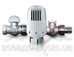 """Комплект термостатический (радиаторный) прямой Herz V772301 1/2"""""""