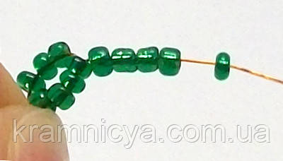 Ожерелье из бисера. Плетение бисером. Комильфо
