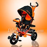 Трехколесный велосипед Best Trike 6588B оранжевый