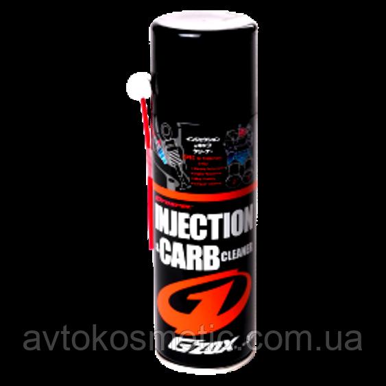 GZox Injection & Carb Cleaner - Очиститель инжектора, карбюратора и дроссельной заслонки.Раскоксовка