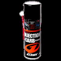 GZox Injection & Carb Cleaner - Очиститель инжектора, карбюратора и дроссельной заслонки, Раскоксовка