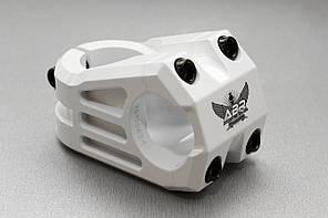 Вынос руля ABR Techno White 31.8 x 45 мм, белый