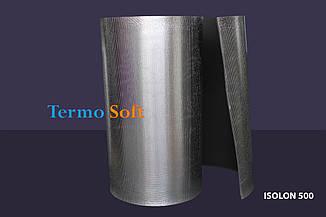 Вспененный полиэтилен,Изолон ППЭ 3003 фольгированный-3мм