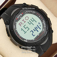 Брендовые наручные часы O.T.S 6210 Black\Grey