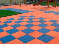 Резиновая тротуарная плитка для дачи цены