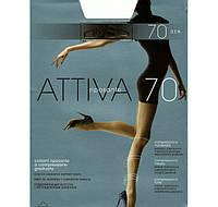 Красивые женские колготки OMSA ATTIVA 70 KLG-74