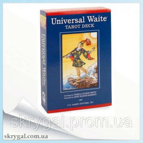 """Tarot Universal Waite (Таро Универсальное Уэйта)"""
