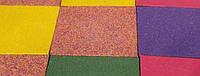 Напольное покрытие резиновые плитки