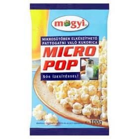 ПопКорн Micro Pop Mogyi (с солью) 100g