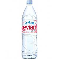 Природная вода минеральная Эвиан/ Evian 2,0 пет