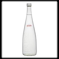 Питьевая вода Эвиан/ Evian 0.7 стекло