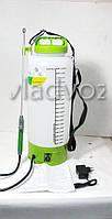 Опрыскиватель аккумуляторный садовый распылитель сад ElektroFormat EL-10 на 10 литров на аккумуляторе