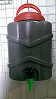 Рукомойник пластиковый с краником, 10 л., Украина