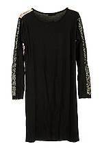 Платье турецкое с вставками сеткой, фото 2