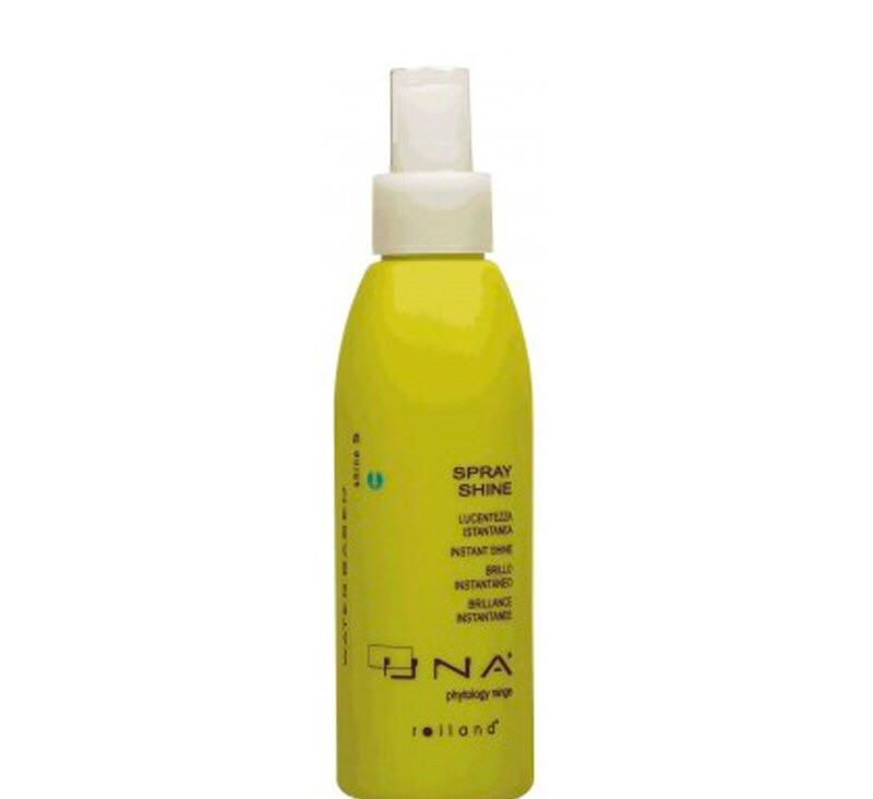 Уна Шайн Спрей для мгновенного блеска волос, 150 мл
