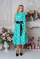 "Платье ""Карен лайт Chanel"" Мята Love S"