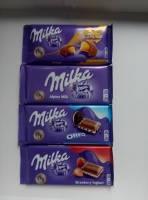 Шоколад Milka 100g (12шт/ящ)