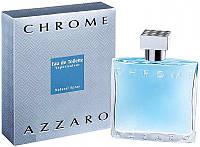 Мужская туалетная вода Chrome Azzaro (Хром Азаро) 100 мл