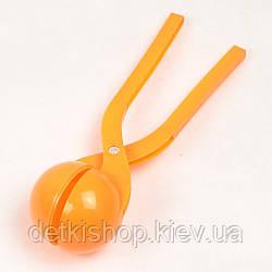Сніжколіп «Малюк» (помаранчевий)