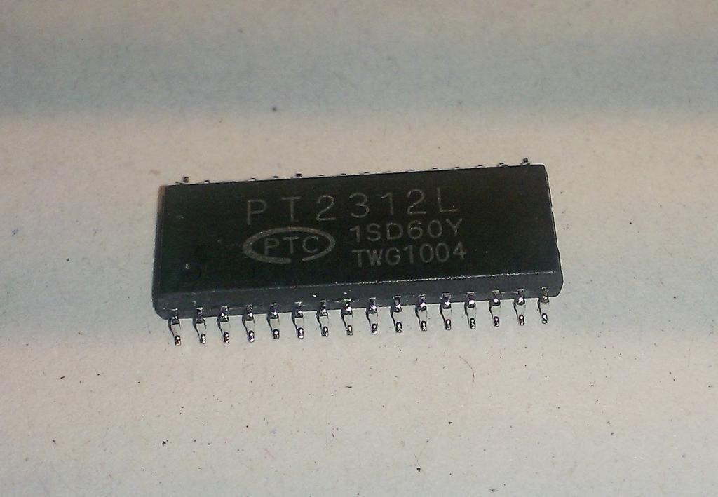 Микросхема  PT2312  PT2312L SOP32