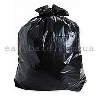 Мешки для мусора EasyPack чёрные 35 л /100 шт