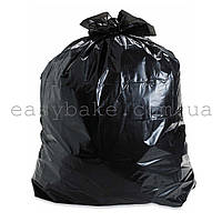 Мешки для мусора EasyPack чёрные 60 л /40 шт