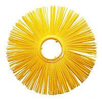 Щетка дисковая 101х400 полипропиленовая беспроставочная (производство Беларусь), фото 1