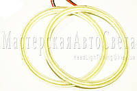 """Ангельские глазки LED-COB 80 мм. для биксеноновых линз 2,5"""" (⌀64мм)"""