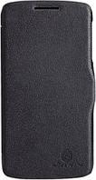 Чехол книжка Nillkin Lenovo S820 Fresh Series Leather Case (BLACK)