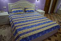 Комплект постельного белья евро хлопок Bella noche, фото 1