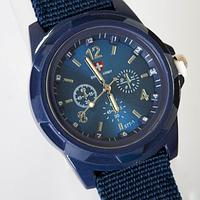 Кварцевые мужские часы Swiss Army (Blue)