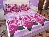 Комплект постельного белья евро хлопок Bella noche