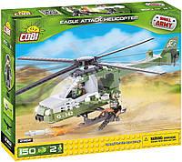 "Конструктор Атакующий вертолет ""Eagle"" COBI серия Small Army (COBI-2362), фото 1"