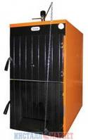 Напольный чугунный твердотопливный котел Ferroli SFL4 27 кВт