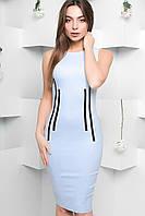 """Платье  """"KP-5881"""" Голубой S"""