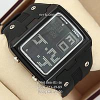 Брендовые наручные часы O.T.S 6337 All Black