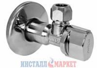 Кран приборный угловой ARCO 1/2 х 3/8 х 10