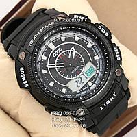 Брендовые наручные часы O.T.S 8012 Black\White