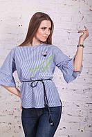 Женская блузка от производителя 2017 - (код бл-93), фото 1