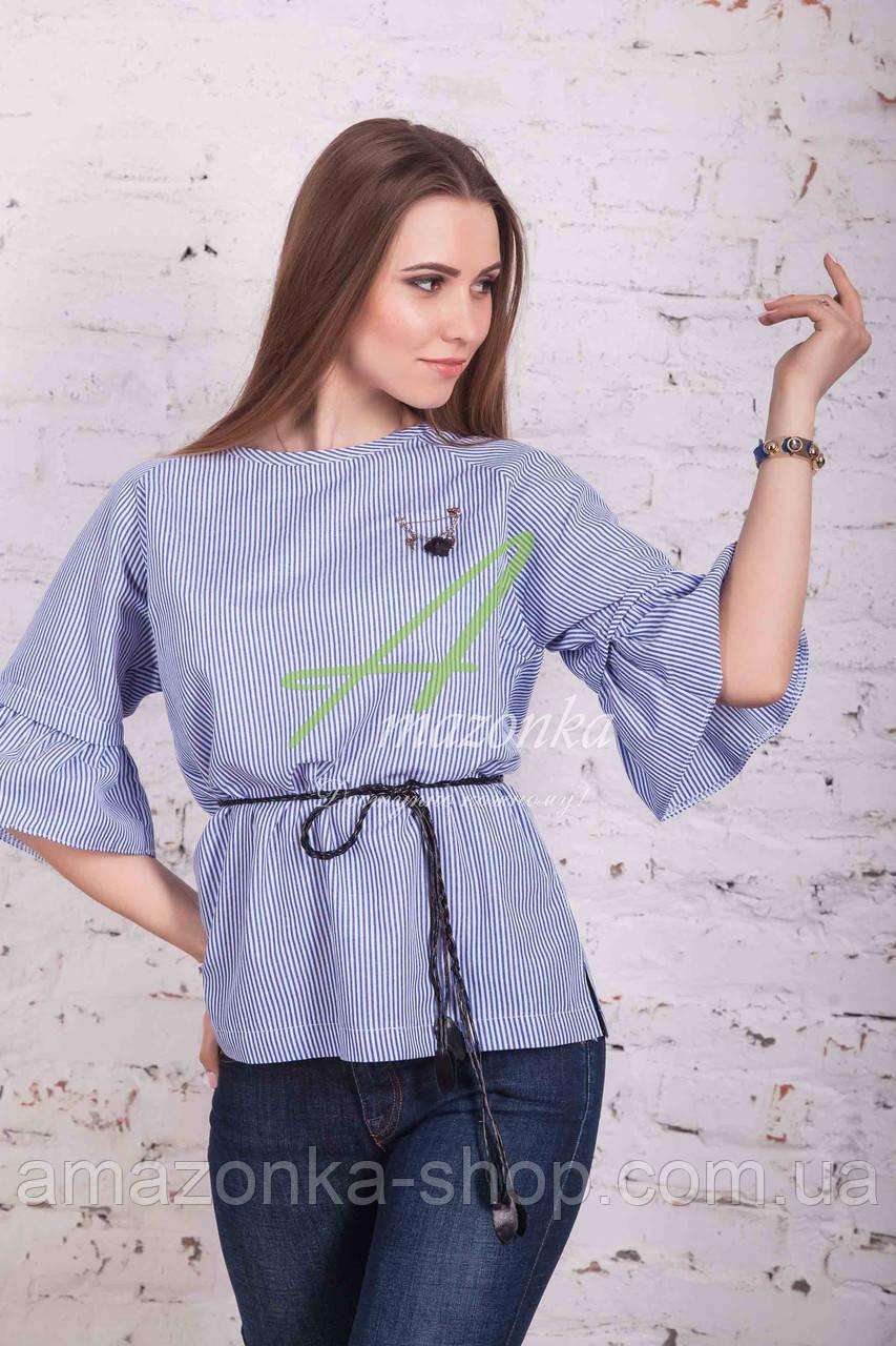 Женская блузка от производителя 2017 - (код бл-93)