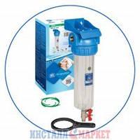 Корпус фильтра для холодной воды Aquafilter FHPR12-3V_R 1/2 дюйма (со спускным краном)