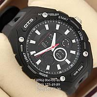 Брендовые наручные часы O.T.S 8026 All Black