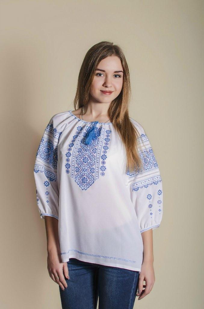 Вишиванка жіноча  2498 - Nikashop в Киеве d4d63422db258