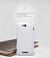 Чехол Nillkin для Sony C C2305 белый, фото 1