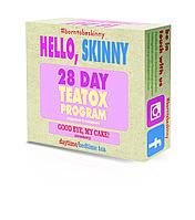Набір TEATOX PROGRAM 28 day Original (для схуднення та очищення) набор для похудения