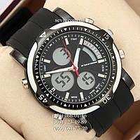 Брендовые наручные часы O.T.S 8115 Black\White
